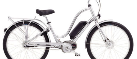 2017 Electra Townie Go! 8i Ladies ebike  $2729.99 SALE PRICED $2199.00  SAVE $530