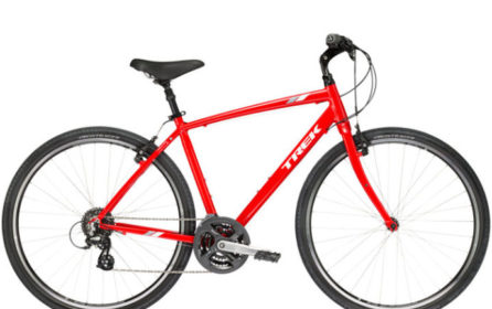 2017 Trek Verve 2 Men's Recreational Bike   $549.99