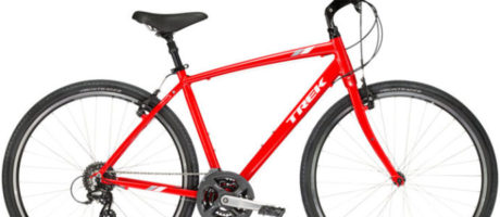 2017 Trek Verve 2 Men's Recreational Bike   $499.99