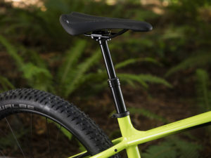 Roscoe 7 Saddle and Seat Post