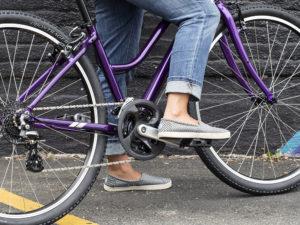 Trek Verve 2 Women's Pedals